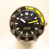 IWC アクアタイマーオートマチック2000 IW356808 オーバーホール・仕上・ゼンマイゼンマイ、3・4番車交換