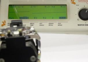 ブライトリング アベンジャーⅡGMT 修理後の計測。