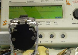タグ・ホイヤー グランドカレラクロノ キャリバー17RS 修理後の精度とか