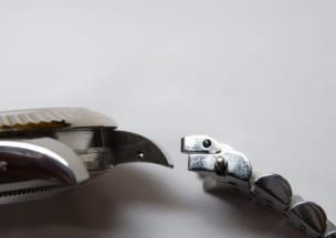 ロレックス オイスターパーペチュアルデイトジャスト41 フラッシュフィット、形変わりましたよね。