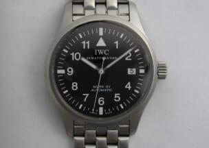 IWC マーク15 修理後のお時計