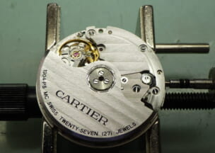 カルティエ カリブル ドゥ カルティエ Cal.1904-PSMC