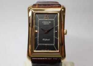 セイコー クレドール 修理後のお時計です。